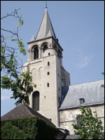 VISITE GUIDEE A SAINT GERMAIN