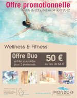 MONDORF WELLNESS ET FITNESS-DUO