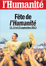 FETE DE L'HUMANITE
