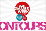 PARIS GAMES WEEK:ENTREE+BUS DIJON