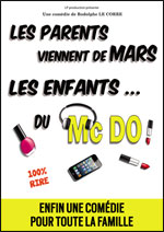 LES PARENTS VIENNENT DE MARS...