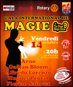 GREAT MAGIC SHOW 9