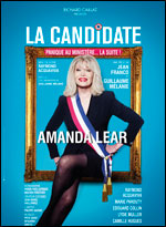 LA CANDIDATE (PANIQUE AU MINIST�RE)