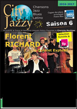 CITYJAZZY - FLORENT RICHARD