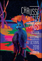 CHAUSSE TES TONGS SESSION AUTOMNE
