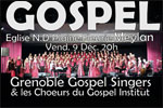 GRENOBLE GOSPEL SINGERS