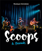 SCOOPS AND FRIENDS EN CONCERT !