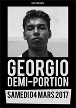 GEORGIO + DEMI-PORTION