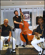 JEAN DIONISI JAZZ SHOW A LA SALLE
