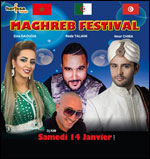 MAGHREB FESTIVAL