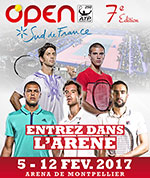 OPEN SUD DE FRANCE PASS PH.FINALES