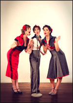 LES SWINGIRLS