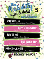 ROCKABILLY NIGHT #3