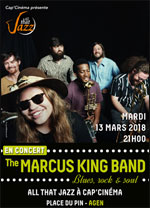 THE MARKUS KING BAND