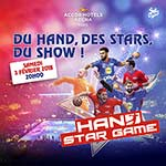 HAND STAR GAME - PACKAGE EXPERIENCE VIP