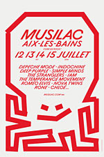 MUSILAC - PASS 3 JOURS