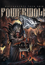 POWERWOLF (DE) +AMARANTHE (SE)