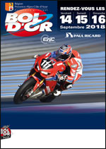 BOL D'OR - PARKING AUTO