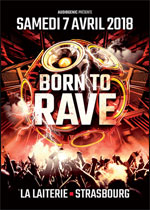BORN TO RAVE [REGENERATION]