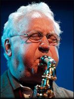 LEE KONITZ QUARTET