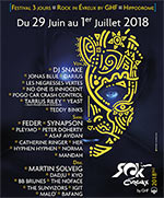 ROCK IN EVREUX 2018 - PASS 3J