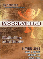 MOONRAISERS - VERNISSAGE