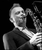 SAM BURCKARDT SWING BAND