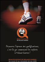 ROLAND - GARROS / QUALIFICATIONS