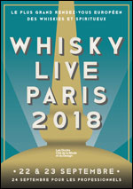 WHISKY LIVE PARIS