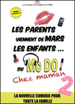 LES PARENTS VIENNENT DE MARS,