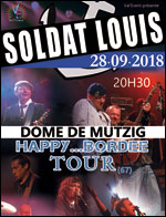 SOLDAT LOUIS - HAPPY BORDEE TOUR