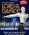 R�servation LORD OF THE DANCE