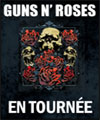 Réservation GUNS N' ROSES:PELOUSEOR+ BUS NANTES