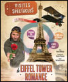R�servation BACKSTAGE PASS TO THE EIFFEL TOWER