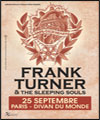 R�servation FRANK TURNER & THE SLEEPING SOULS
