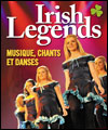 R�servation IRISH LEGENDS