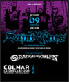 R�servation SAINT VITUS + ORANGE GOBLIN