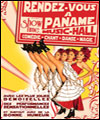 R�servation PANAME MUSIC-HALL