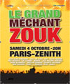 R�servation LE GRAND MECHANT ZOUK