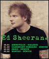 R�servation Ed Sheeran en tourn�e