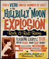 R�servation THE HILLBILLY MOON EXPLOSION