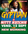 R�servation GYPTIAN + GUEST