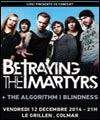 R�servation BETRAYING THE MARTYRS + ALGORITHM