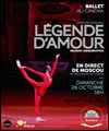 R�servation LEGENDE D'AMOUR