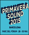 R�servation PRIMAVERA SOUND BARCELONA 2015