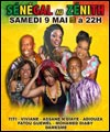 R�servation SENEGAL AU ZENITH