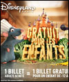 R�servation DISNEY-1 JOUR -1-PARC  MAGIC -OFFRE