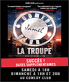 R�servation JAMEL COMEDY CLUB LA TROUPE