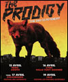 R�servation The Prodigy en tourn�e