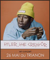R�servation TYLER THE CREATOR
